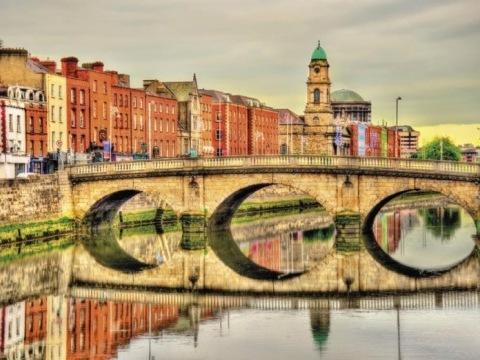 Irsko - Věčně Zelený Ostrov Plný Pohody