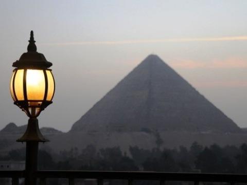 Tiba Pyramids
