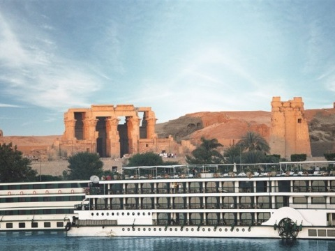 Plavba po Nilu s pobytem u moře 2