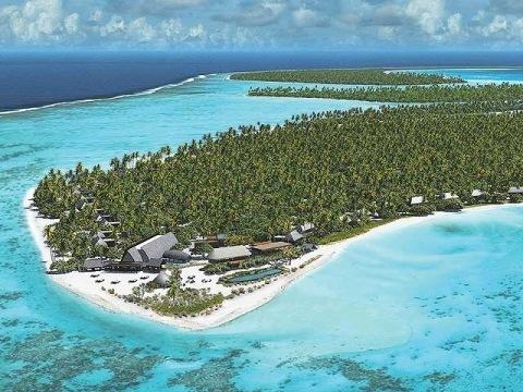 Tetiaroa - Tahiti-The Brando, Tetiaroa