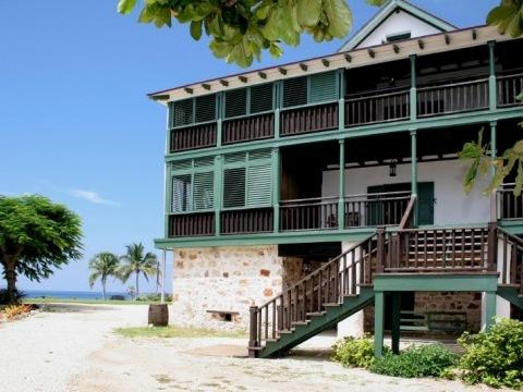 Kajmanské ostrovy-Wyndham, Grand Cayman
