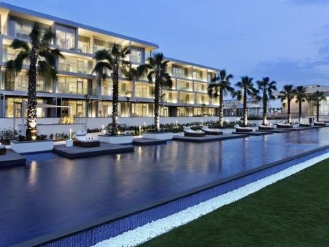 The Oberoi Beach Hotel, Al Zorah