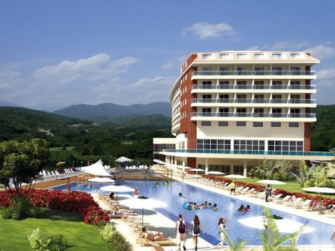 Hotel Kahya Resort Aqua Spa