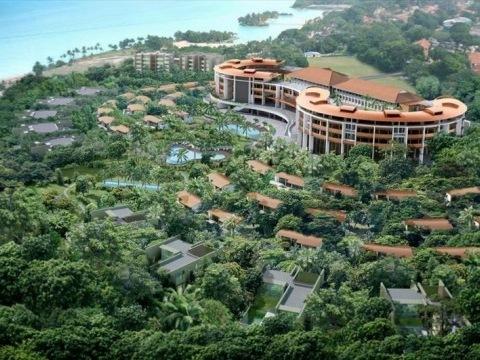Capella Singapore