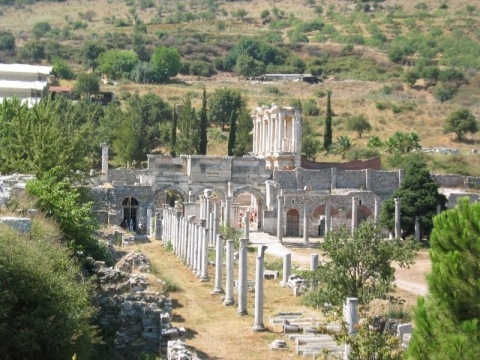 Turecko - antické památky orientu autobus