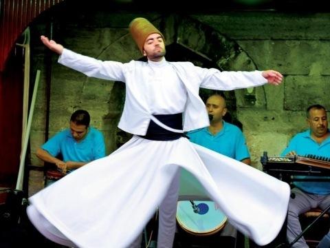 Okruh Pamukkale + Kappadokie