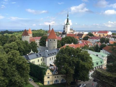 Litva - Lotyšsko - Estonsko Letecky