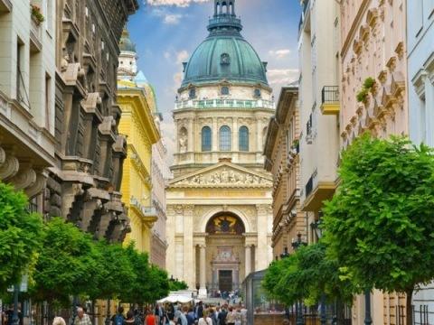 Budapešť, Královna Dunaje