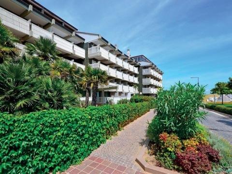 Apartmánový dům Spiaggia