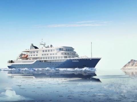 Antarktický poloostrov na lodi Hondius