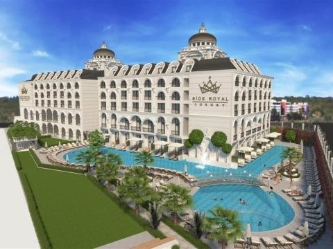 Side Royal Luxury Hotel & Spa ( hotel 5* )