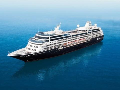Argentina, Uruguay, Brazílie z Buenos Aires na lodi Azamara Pursuit, plavba s bonusem
