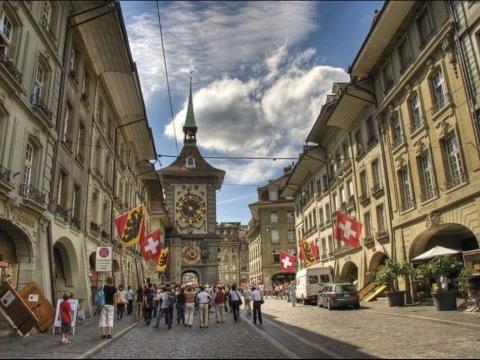 Velký okruh Švýcarskem