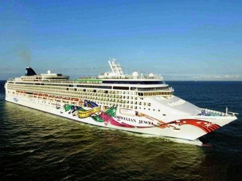 Austrálie, Nový Zéland na lodi Norwegian Jewel