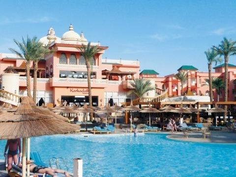 Hotelový Komplex Albatros Sea World albatros Aqua Park