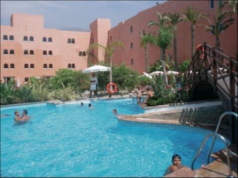 Spa Playacalida