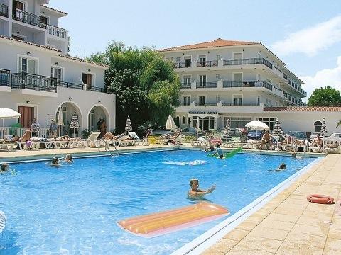 Hotel Paradise Beach Argasi