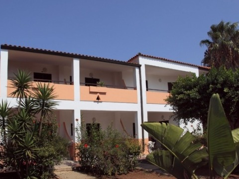 Residence Esmeraldo - Capo Vaticano