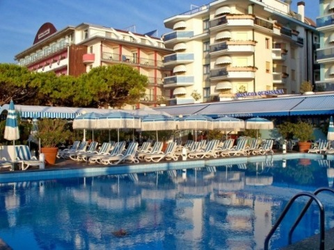 Hotel Monaco & Quisisana - Jesolo Lido Ovest