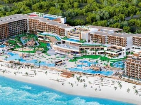 Senator Riviera Cancun Spa & Resort