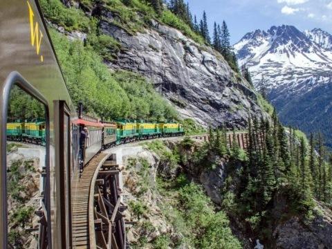 Dobrodružství Aljašky a Yukonu
