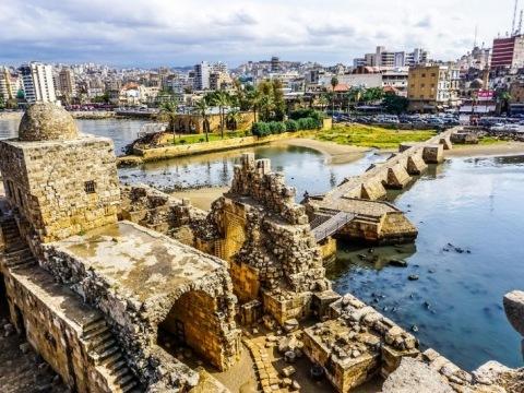 Libanon - Pokladnice bájných říší