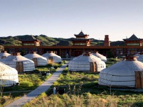To nejlepší z Mongolska