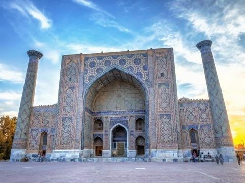 Nepoznaný Uzbekistán