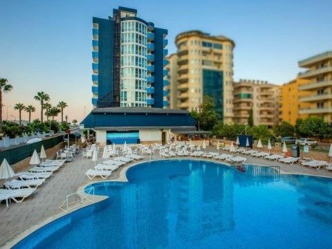 Arsi Blue Beach Hotel
