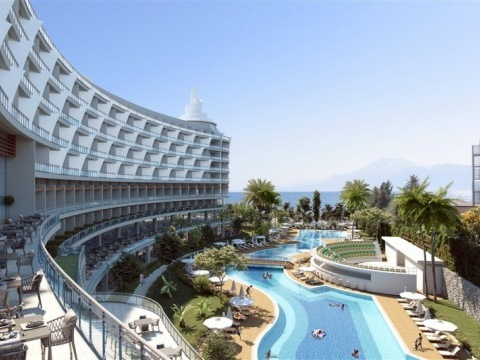 Seaden Quality Resort