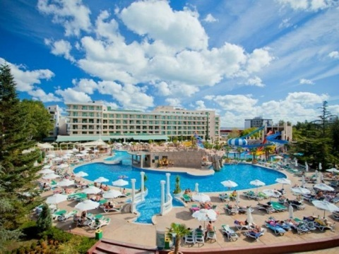 Dit Evrika Beach Club Hotel - Premium, Blok D