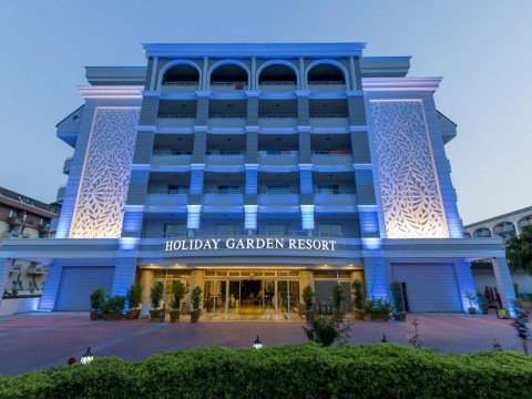 HOLIDAY GARDEN RESORT