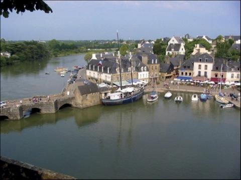 Paříž, Bretaň a tejemná Normandie - prodl. letecký víkend